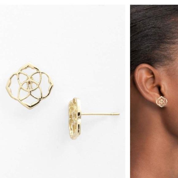 901a212a5 Kendra Scott Jewelry - Kendra Scott Dira Stud in Gold